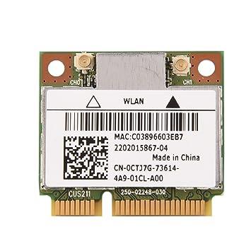 Richer-R Mini Tarjeta de WiFi, Professional 2.4G + 5G Dual ...