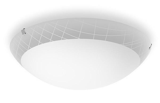 Plafoniere A Led Per Bagno Philips : Philips ballan lampada da parete e o soffitto led rombi w