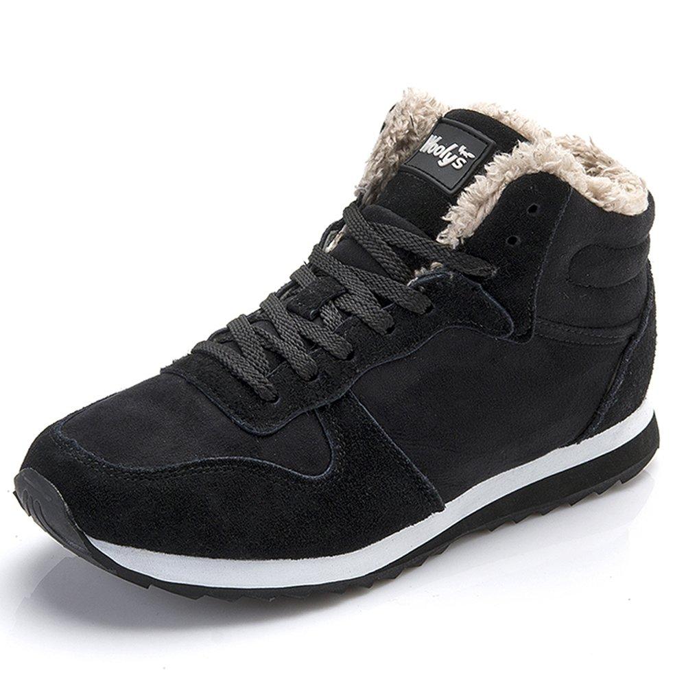 Chaussures Bottes Hiver De Neige Femme Homme Boots Avec Bottes Fourrees 15895 Bottines Mode Courts Avec Doublure Chaude Noir Bleu 35-46 Noir 8f5c5fe - fast-weightloss-diet.space