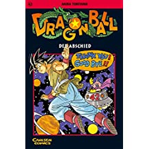 Dragon Ball, Bd.42, Der Abschied