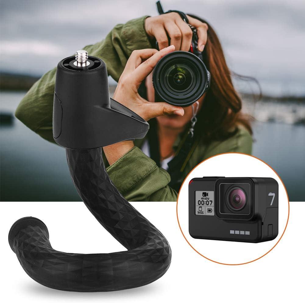V-RS3 Vbestlife Mobile Phone Hose Bracket,Camera Hose Bracket Flexible Tube Pipe Rod Stand 1//4 Inch Screw for Gopro Action Camera//LED Light.