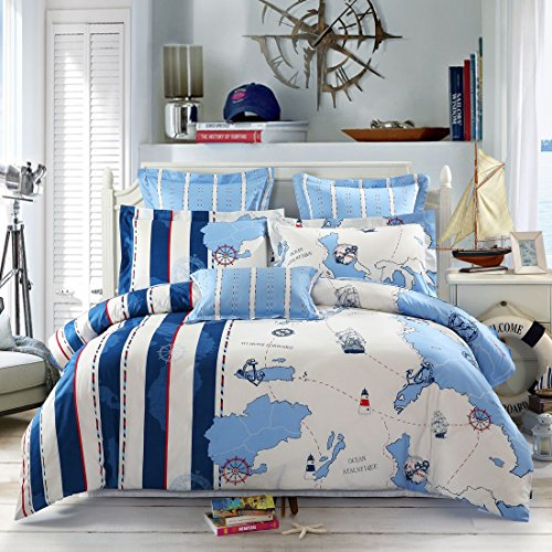 616YjbNzIOL The Best Beach Duvet Covers For Your Coastal Home