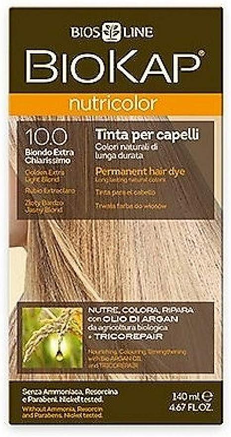 Biokap Tinte, 140 ml, Pack de 1