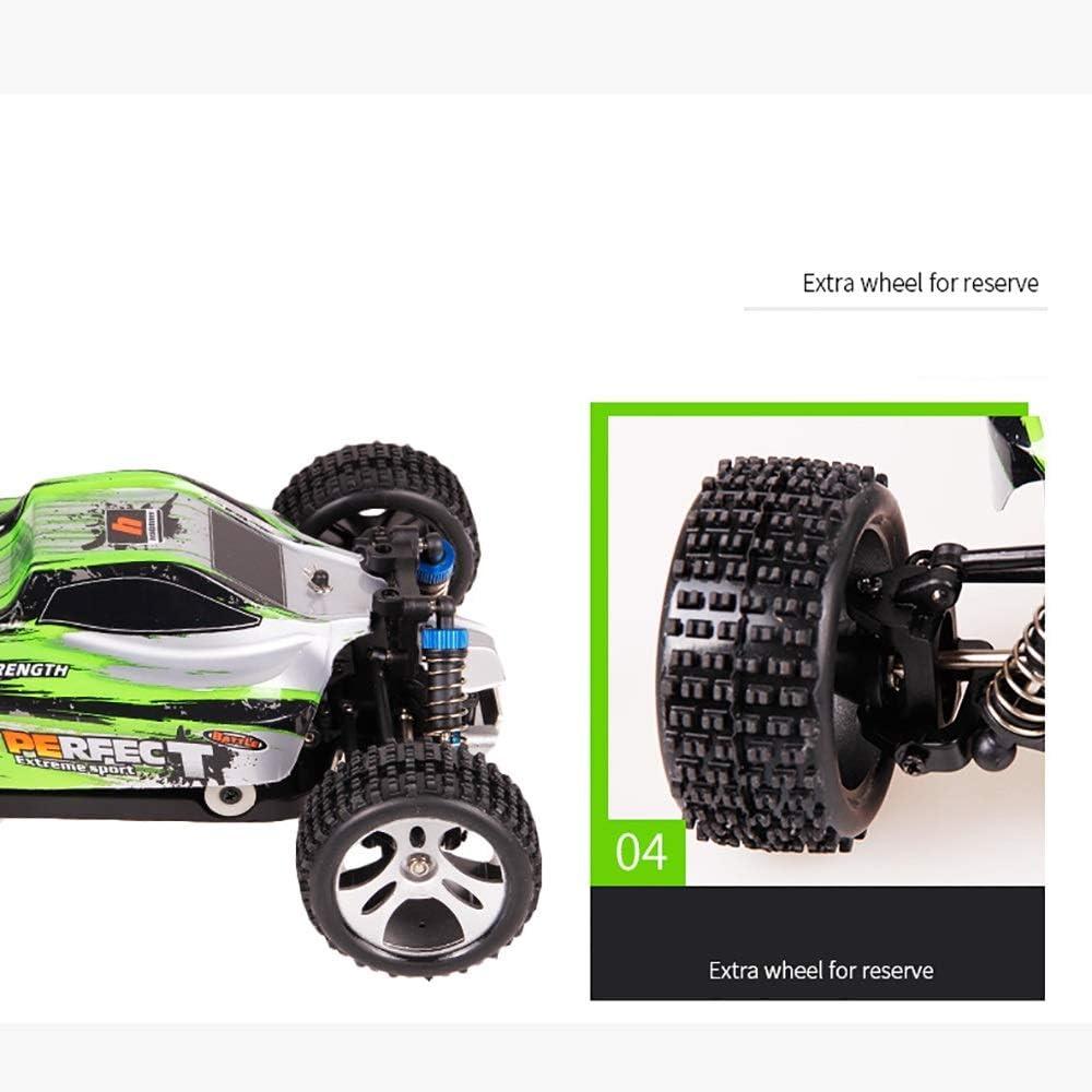 ERWEF 2.4G Haut débit Télécommande Voiture Jouet, Hors Route Drift Rally Car (Color : C) A