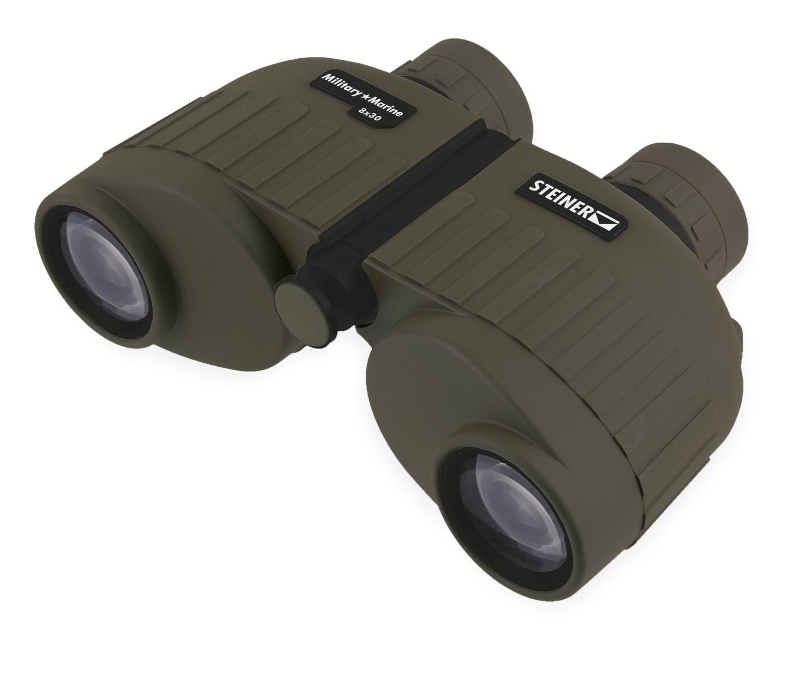 Steiner 2033 Military-Marine 8x30 Binoculars by Steiner