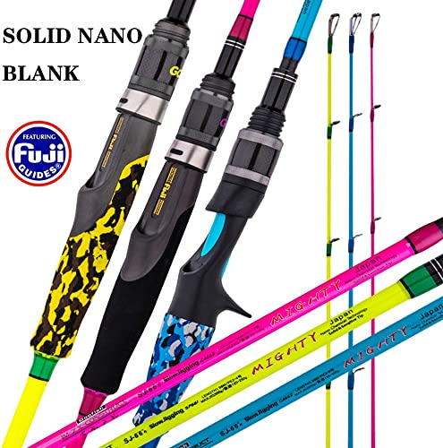 Entsport E Series – 4 Pieces Casting Rod Portable Freshwater Fishing Rod