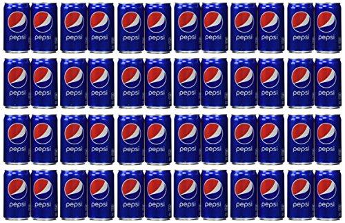 (Pepsi Cola Soda 7.5oz Mini Cans 3/8 Packs (24 Cans))