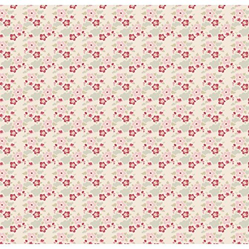 Zoe White TILDA FABRIC BY HALF