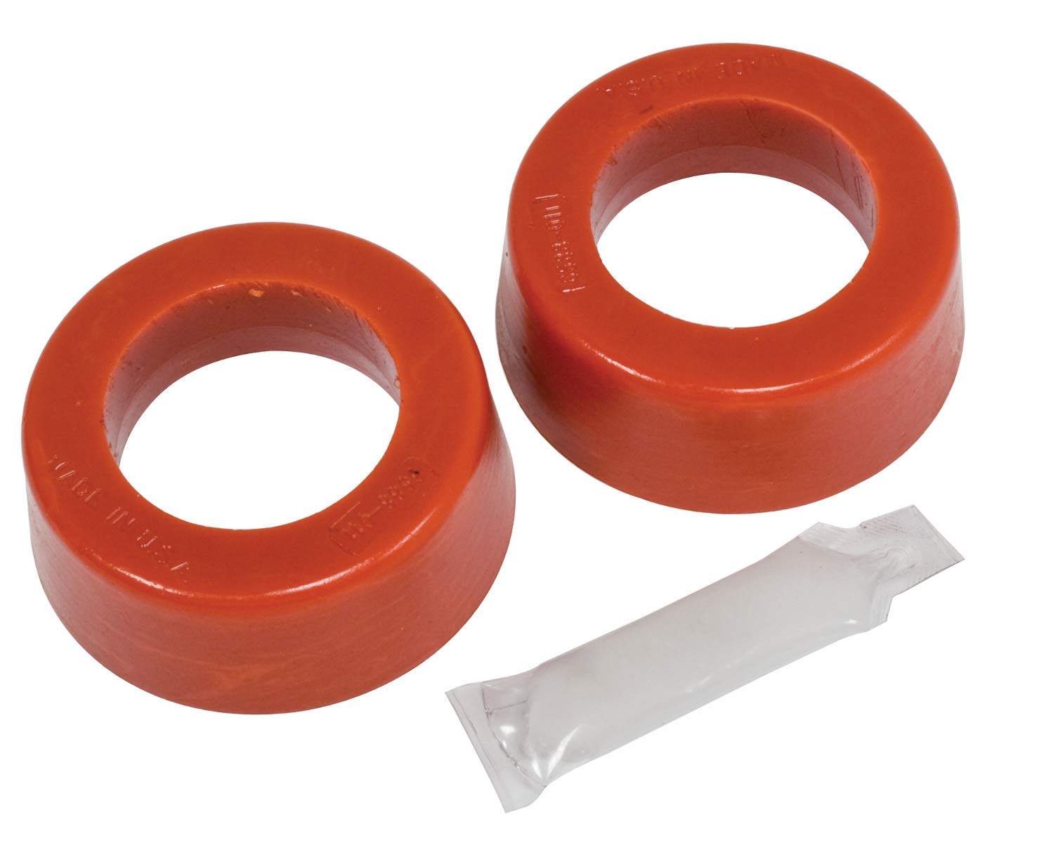 Bugpack Round Spring Plate Grommets Pair 1-3//4 ID Compatible with Dune Buggy