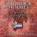 Sherlock Holmes and the Jeweller of Florence Hörbuch von Christopher James Gesprochen von: Dominic Lopez