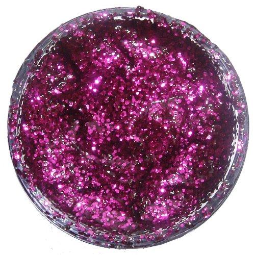 Snazaroo Face Paint 12ml Face - Body Glitter Gel, Fuchsia...