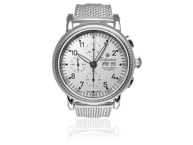 Erbprinz Uhren Herrenuhr Chronograph Mannheim M2