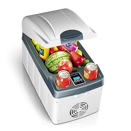 Mini nevera Mini refrigerador de coche 20L El calentamiento ...