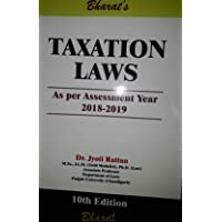 Taxation By Dr. Jyoti Rattan