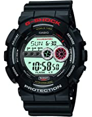 Casio G-Shock Black Digital Gd100-1A Watch