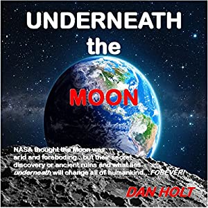 Underneath the Moon Audiobook