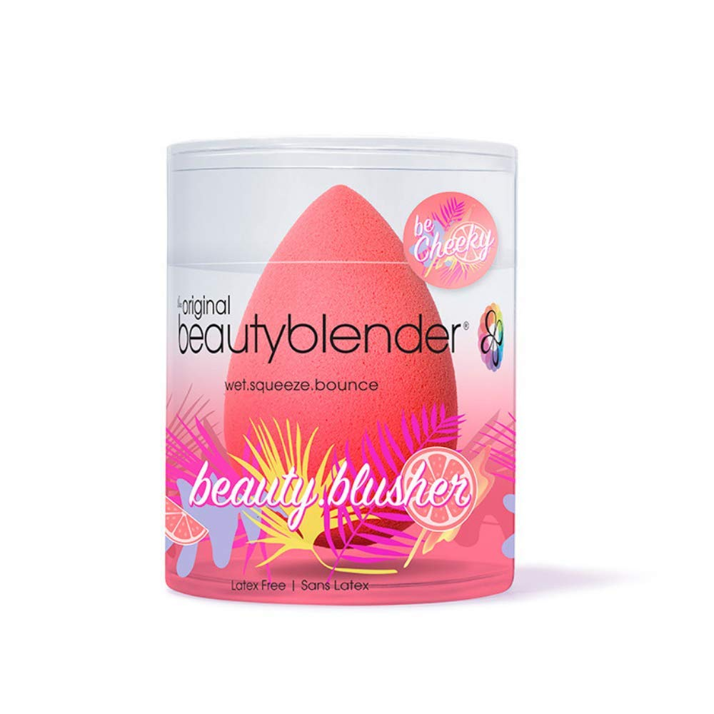 BEAUTYBLENDER BEAUTY.BLUSHER CHEEKY Makeup Sponge: Medium-Size Makeup Sponge Perfect for Cream & Powder Blushes