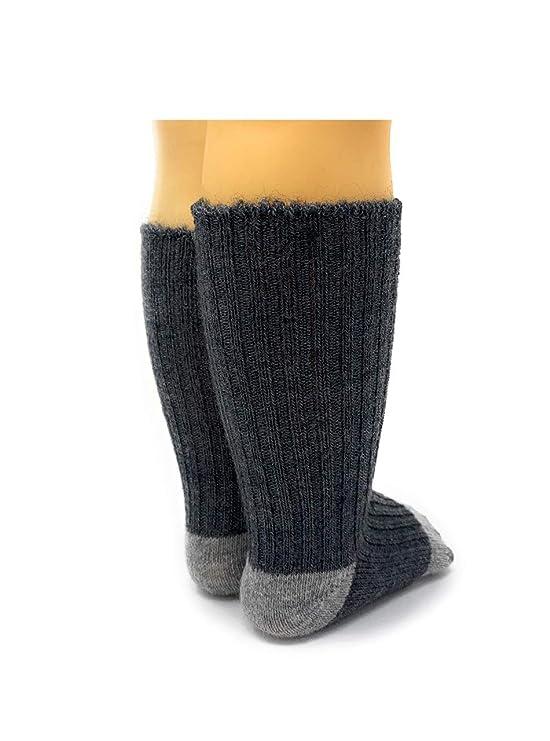 Amazon.com: Calcetines de Alpaca Warrior – Calcetines para ...