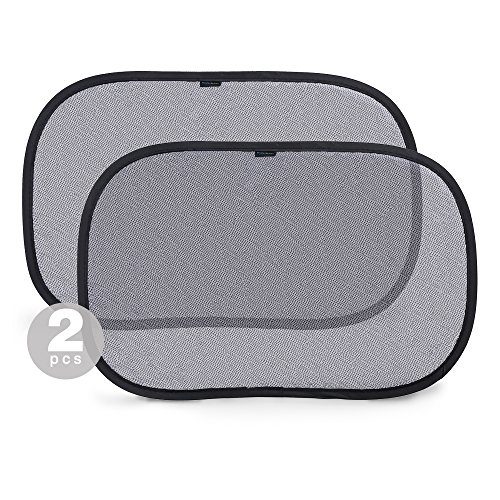 Car Window Shade,2 Pack Gledto Sunshades for Side Window Static Electric Babycare...