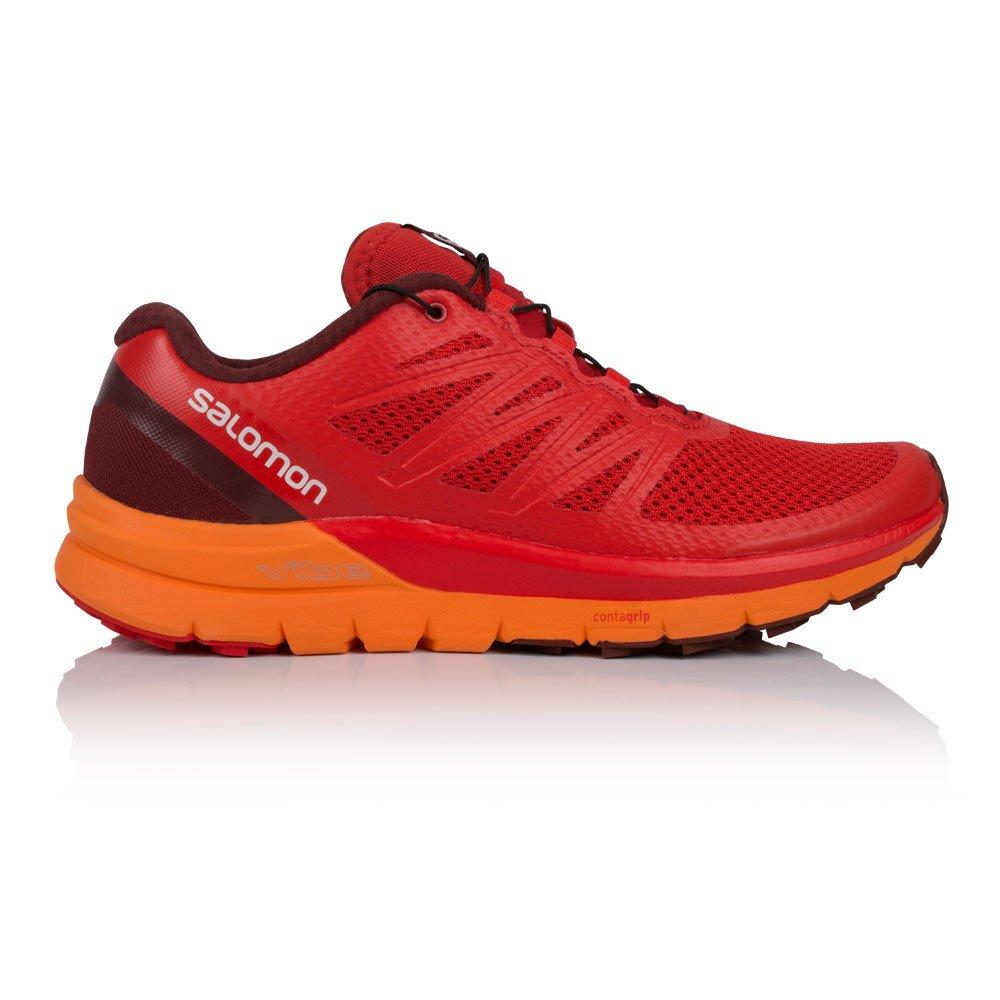 [サロモン] トレイルランニングシューズ/ SENSE D(M) PRO MAX Syrah B074KGPBT3 Fiery Red/ Bright Marigold/ Syrah 11.5 D(M) US 11.5 D(M) US Fiery Red/ Bright Marigold/ Syrah, サンコーレアモノショップ:90958500 --- tabrizfile.ir