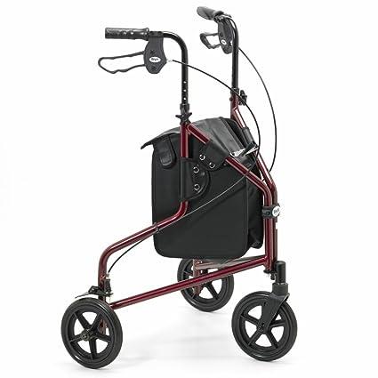 Amazon.com: Días L. tres ruedas plegable de aluminio ligero ...
