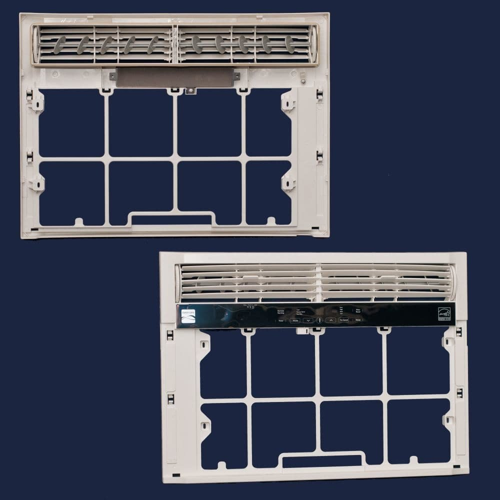 Frigidaire 318259220 Range Rear Panel Genuine Original Equipment Manufacturer (OEM) Part for Frigidaire, Kenmore, Electrolux, Kenmore Elite, Kenmore Pro, U.S. Pressed Steel, Black