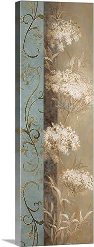Delicate Beauty Canvas Wall Art