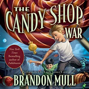 The Candy Shop War Audiobook