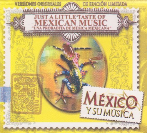 Tere - Just A Little Taste Of Mexican Music