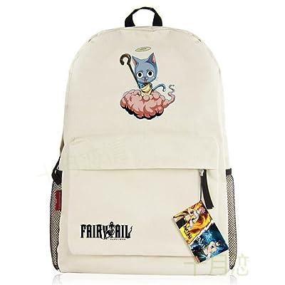 YOYOSHome Fairy Tail Anime Natsu Dragneel Cosplay Messenger Bag Backpack School Bag 30%OFF
