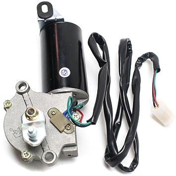 evan-fischer eva31372042450 Motor para limpiaparabrisas con juego de ...