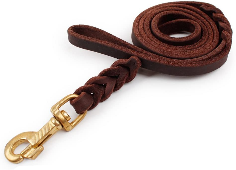 4 foot length Handmade Leash and collar sets Unique Leather leash with Tree silhouette Dog lead