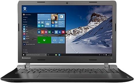 Lenovo Ideapad 100-15IBY - Portátil de 15.6