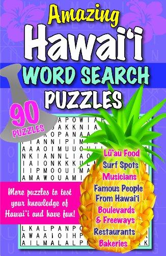 Amazing Hawaii Word Search ()