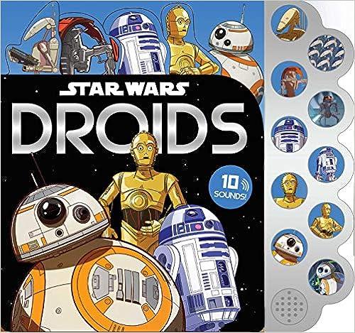 Star Wars: 10-Button Sounds: Droids (10-Button Sound Books)