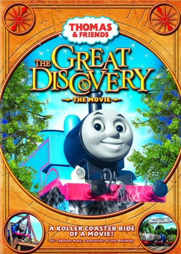 Amazon.com: Thomas & Friends: The Great Discovery Movie