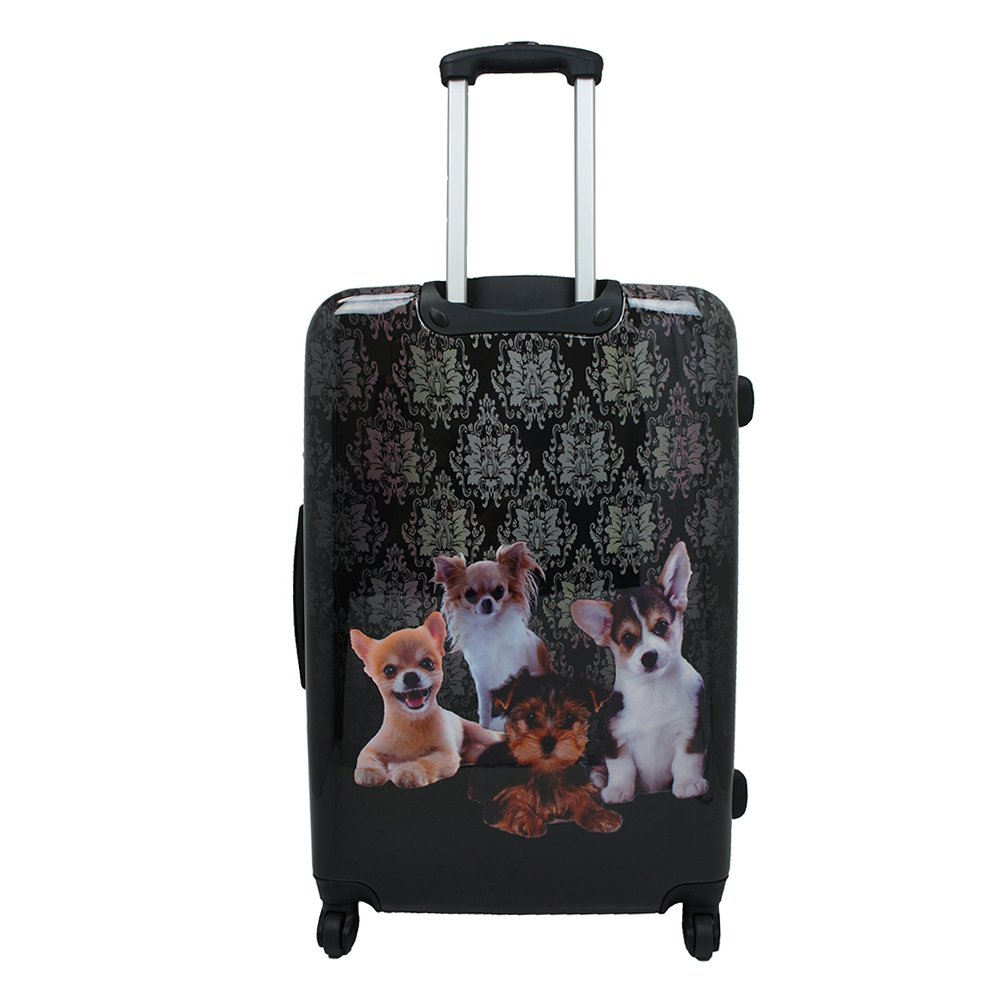 CHARIOT CHD-23 Doggies 3 Piece Luggage Set