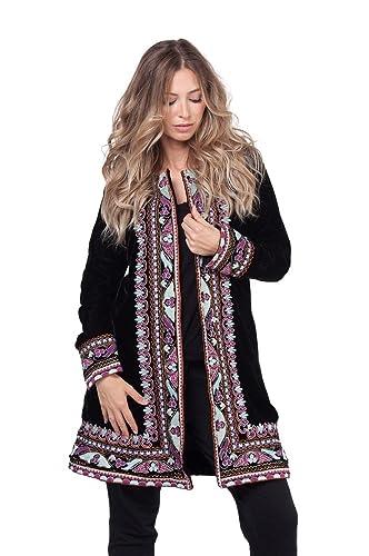Savage Culture Rhania, Abrigo para Mujer