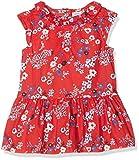 Petit Bateau Baby Girls' Filiale, Red/Multi, 3m