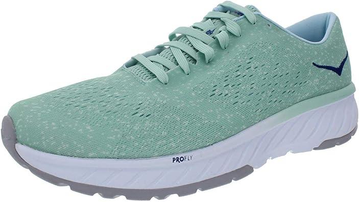Hoka One One 1099724 W Cavu - Zapatillas de running para mujer (tejido Sodalite, 2 luces), color azul: Amazon.es: Zapatos y complementos