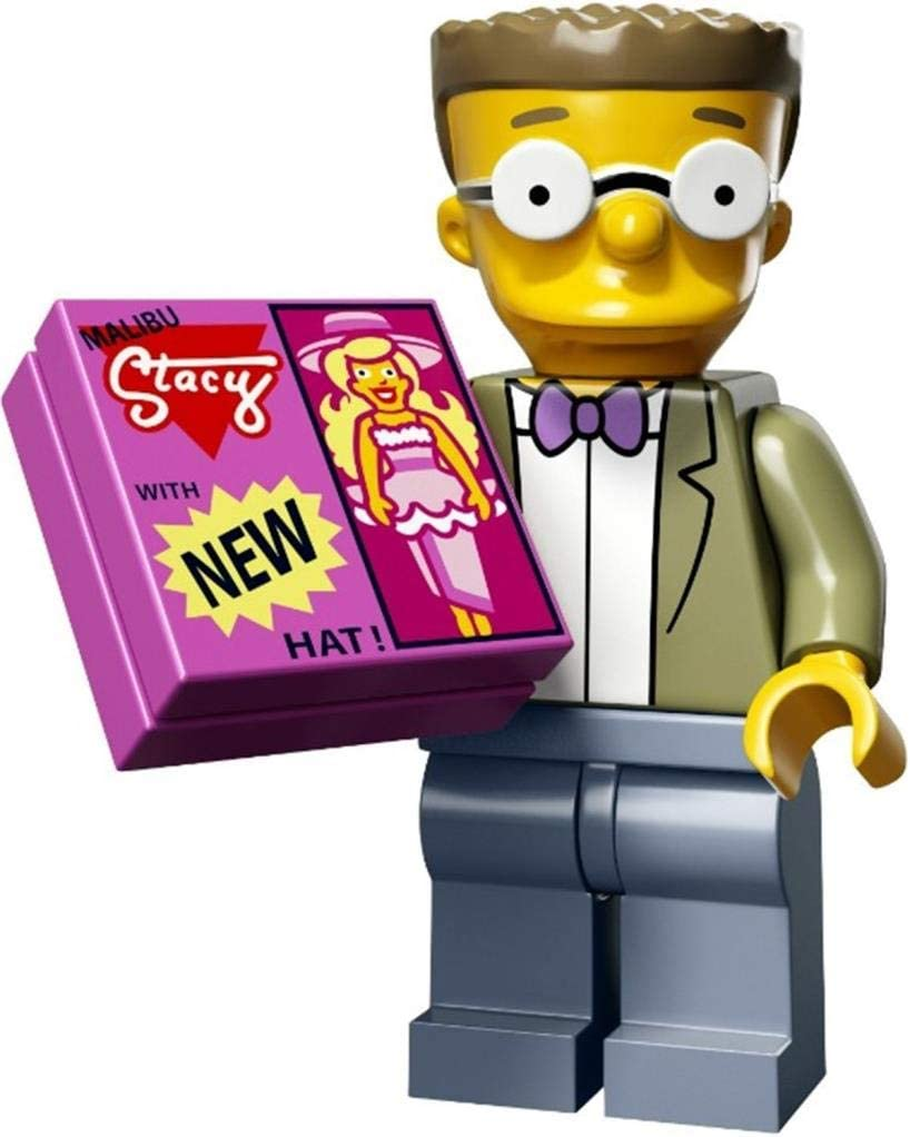 New and Sealed party bag toy Lego 5x Minifigure 71009 The Simpsons Series 2