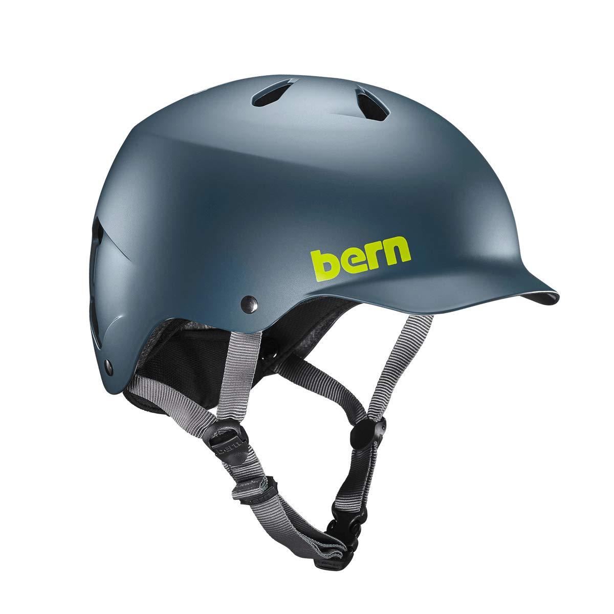 Bern Unlimited Watts EPS Helmet (Matte Muted Teal, Small)