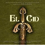 El Cid (The Complete Score) [Import allemand]