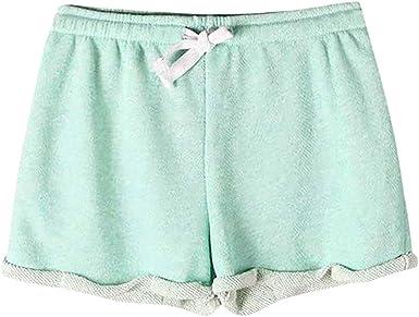 YANYUN Summer Women Short Pants Beach,Sexy Cool Breathable Fashion Lady Sport Holiday Sale Comfy Cute Workout Yoga Gym Shorts
