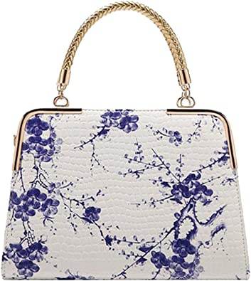 Chinese pattern Blue White Porcelain Chinese Porcelain Gift Bags Favors Bags Cookie bags Cello Bags Set of 20 bags