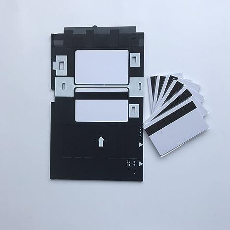Amazon.com: Inyección de tinta tarjeta de identificación de ...