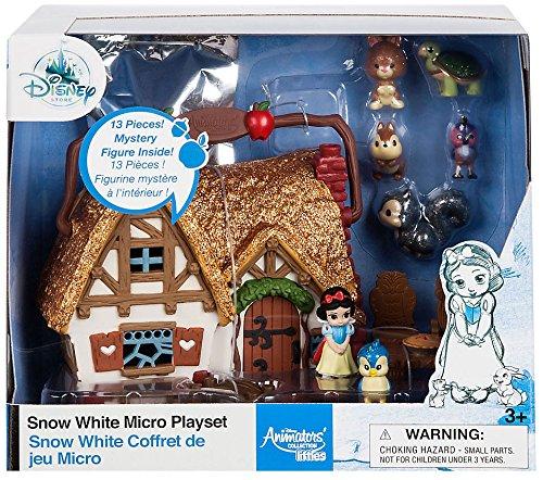 Disney Disney Animators' Collection Snow White Micro Playset -