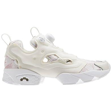 5010488e77ae Reebok Shoes - Instapump Fury Fbt Beige Blue red Size  36  Amazon.co.uk   Shoes   Bags