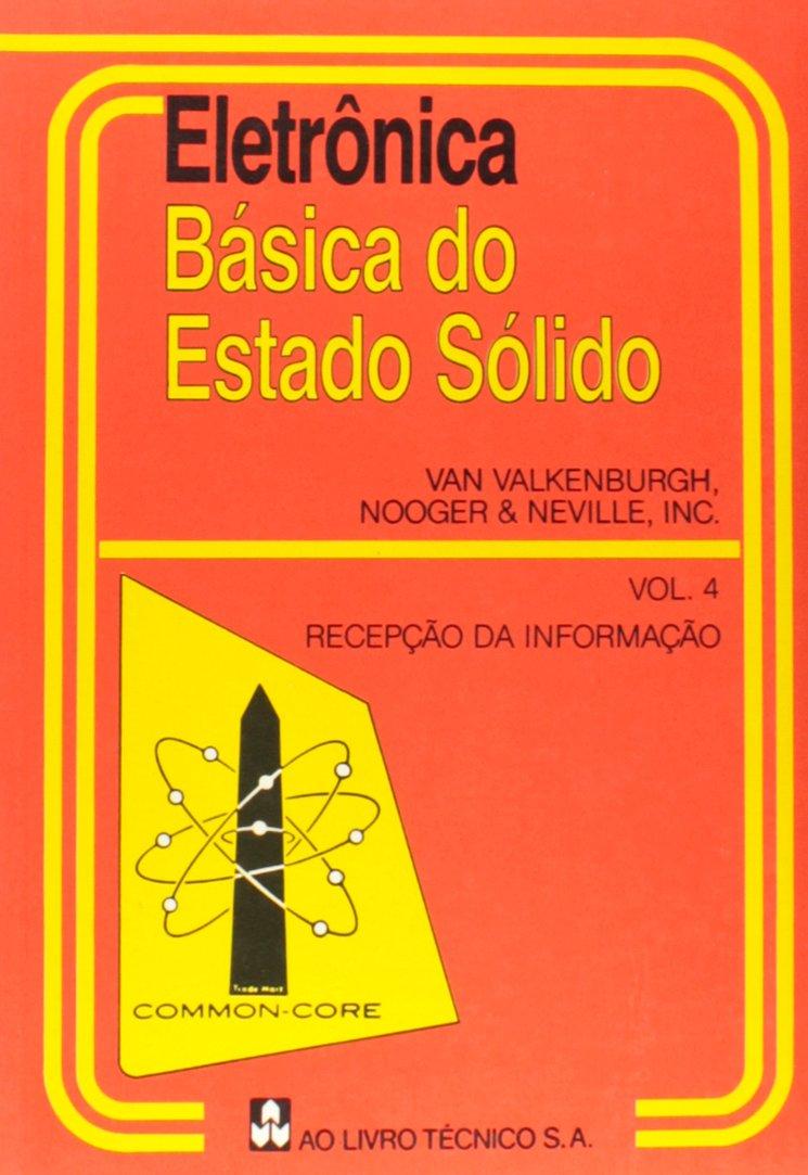 Eletrônica Básica do Estado Sólido Vol.4: 9788521504542: Amazon.com: Books
