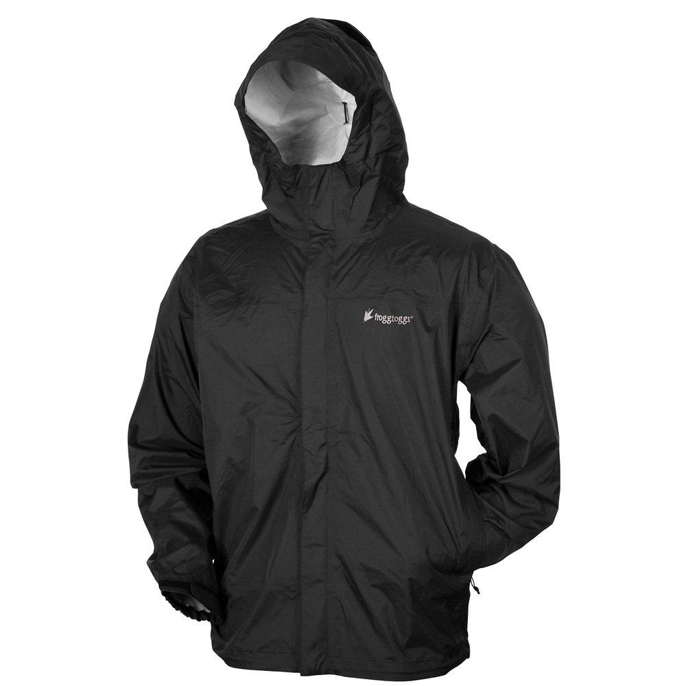 Frogg Toggs Java Toadz 2.5 Jacket, Black, Large